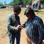 Vox Herencia junto a Ricardo Chamorro participan en la romería de San Isidro 6