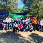 Vox Herencia junto a Ricardo Chamorro participan en la romería de San Isidro 10