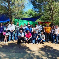 Vox herencia en la Romer%C3%ADa de San Isidro8 226x227 - Vox Herencia junto a Ricardo Chamorro participan en la romería de San Isidro