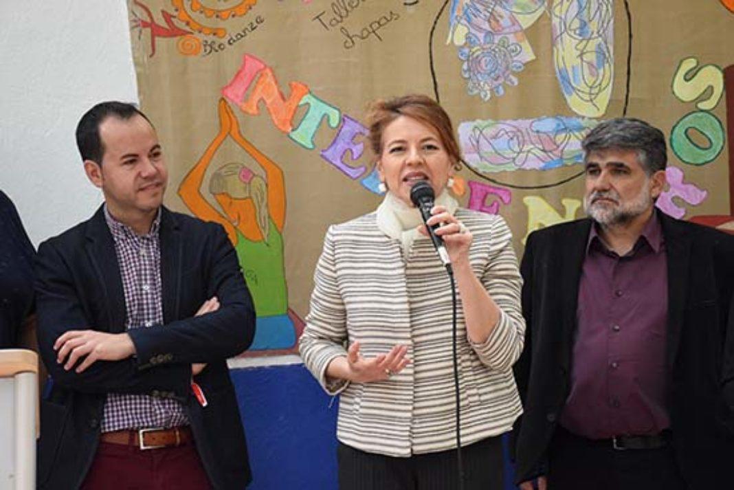 El Gobierno de Castilla-La Mancha pone en valor en Herencia la necesidad de promover el ocio y la cultura para las personas con discapacidad 4