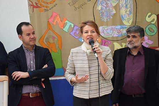 aurelia - El Gobierno de Castilla-La Mancha pone en valor en Herencia la necesidad de promover el ocio y la cultura para las personas con discapacidad