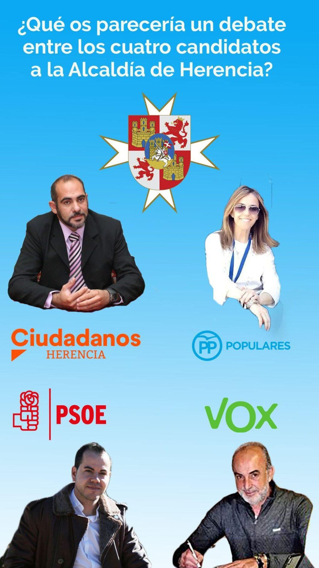 debate partidos elecciones locales 2019 1068x1899 - ¿Un debate entre los partidos a las elecciones locales 2019?