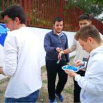 El huerto del I.E.S. Hermógenes Rodríguez recupera su actividad 7