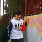 El huerto del I.E.S. Hermógenes Rodríguez recupera su actividad 11