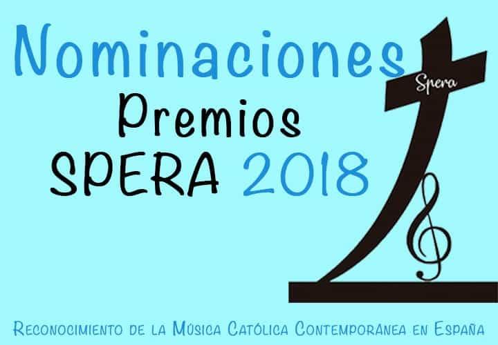 nominaciones premios spera 2018 - Cis Adar nominado a los premios nacionales SPERA