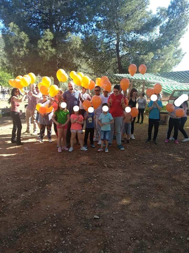 paseo ciudadano por los Pozos del Agua - Cs Herencia presenta su programa electoral para las primas elecciones municipales