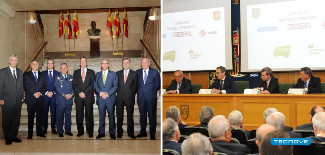 Tecnove participa en la creación de la Academia de las Ciencias y las Artes Militares 4