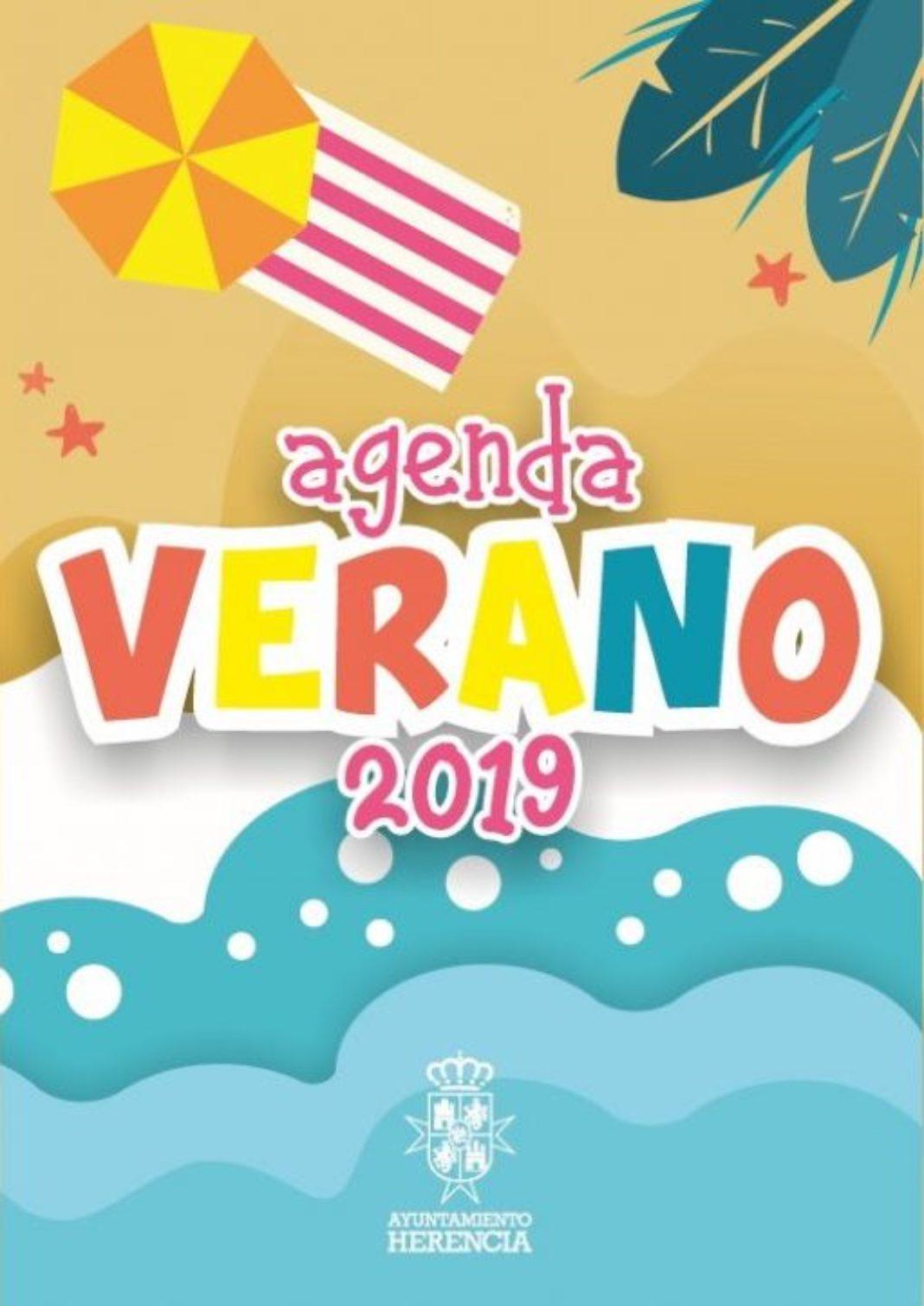 Agenda de verano Herencia 2019 1068x1509 - Más de treinta citas culturales de acceso libre para disfrutar del verano en Herencia