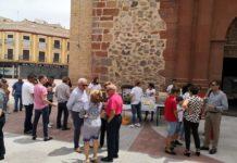 Cáritas organizó una actividad solidaria para un proyecto de cooperación en Perú