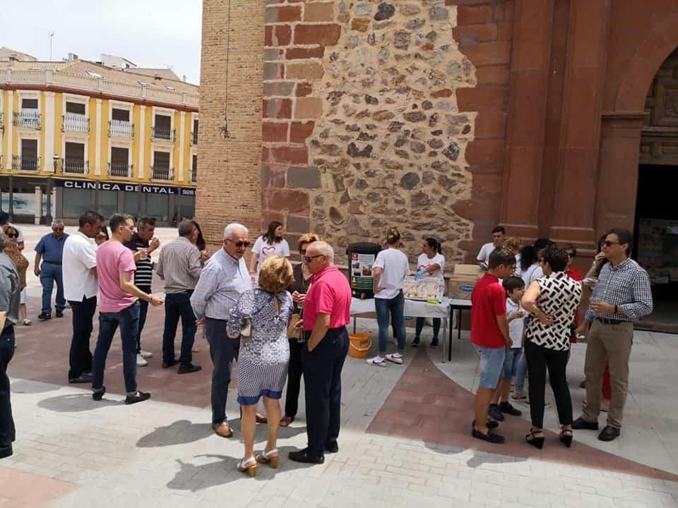 Caritas limonada y pulguita por Yurimaguas5 - Cáritas organizó una actividad solidaria para un proyecto de cooperación en Perú
