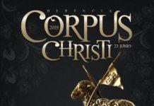 Actividades parroquiales con motivo de la festividad del Corpus Christi