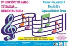 Juventud presenta el cuarto encuentro de danza «Yo bailo, tú bailas…Herencia Baila»