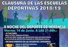 Fiesta de clausura de las Escuelas Deportivas Municipales
