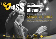 Herencia acoge un concierto de la Brass Academy Alicante