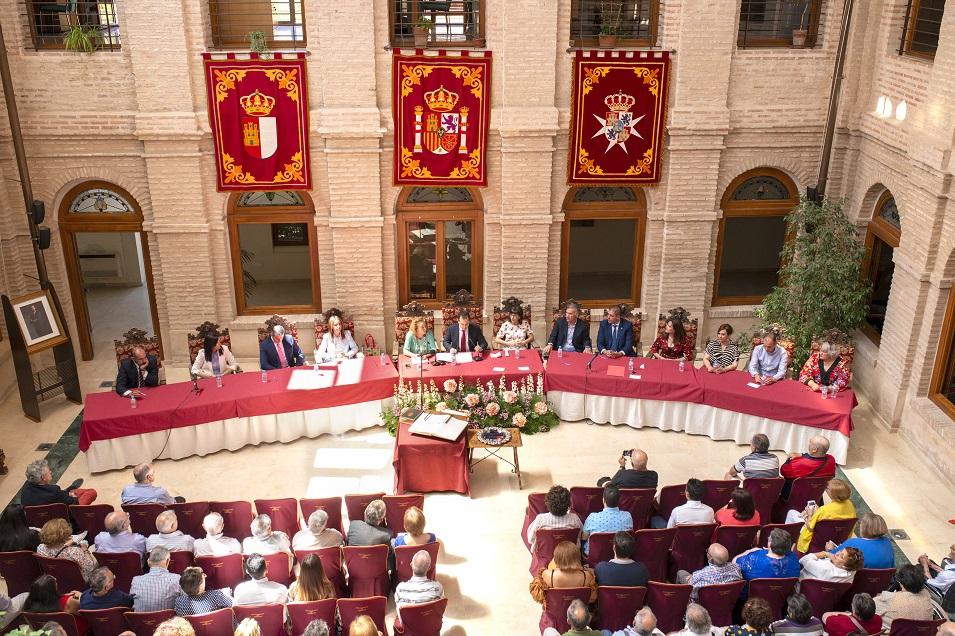 Constituci%C3%B3n Aytmo. Herencia 2019 0158 - Sergio García-Navas Corrales repite como alcalde comprometido en seguir construyendo «una Herencia para todos»