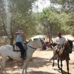 Herencia acoge la final de la Tercera Liga Social de Equitación 17