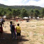 Herencia acoge la final de la Tercera Liga Social de Equitación 12