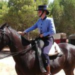 Herencia acoge la final de la Tercera Liga Social de Equitación 11