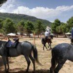 Herencia acoge la final de la Tercera Liga Social de Equitación 10