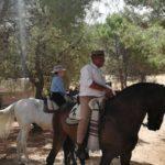 Herencia acoge la final de la Tercera Liga Social de Equitación 9