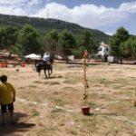 Herencia acoge la final de la Tercera Liga Social de Equitación 8