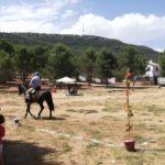 Herencia acoge la final de la Tercera Liga Social de Equitación 50