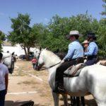 Herencia acoge la final de la Tercera Liga Social de Equitación 44