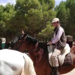 Herencia acoge la final de la Tercera Liga Social de Equitación 43