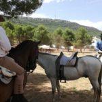 Herencia acoge la final de la Tercera Liga Social de Equitación 36