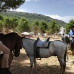 Herencia acoge la final de la Tercera Liga Social de Equitación 35