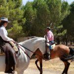 Herencia acoge la final de la Tercera Liga Social de Equitación 28