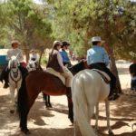 Herencia acoge la final de la Tercera Liga Social de Equitación 27