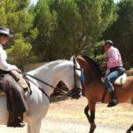 Herencia acoge la final de la Tercera Liga Social de Equitación 26