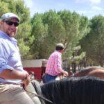 Herencia acoge la final de la Tercera Liga Social de Equitación 23