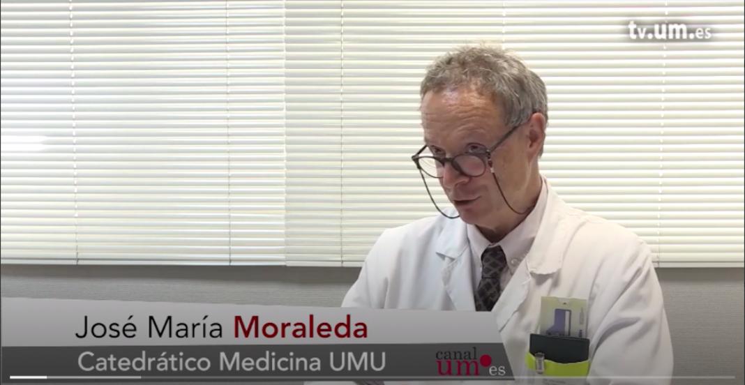 José María Moraleda 1068x552 - José María Moraleda dirige un nuevo curso sobre terapia celular