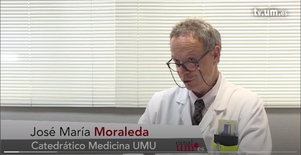 José María Moraleda - José María Moraleda dirige un nuevo curso sobre terapia celular