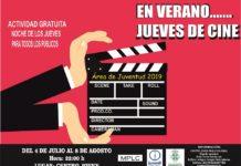Este verano vuelven los Jueves de Cine al Centro Joven