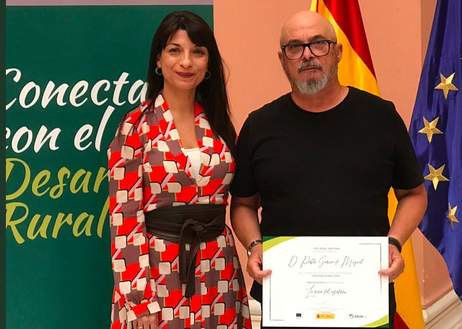 Pablo García Miguel ganador del segundo premio Un mundo rural vivo - El ministerio de Agricultura organiza una exposición fotográfica que incluye una imagen de Pablo García-Miguel