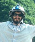 Perlé en su cumpleaños pedaleando por Mongolia2 - Elías Escribano, Perlé por el mundo, en su cumpleaños pedaleando por Mongolia