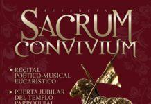 La parroquia organiza un recital poético-musical eucarístico