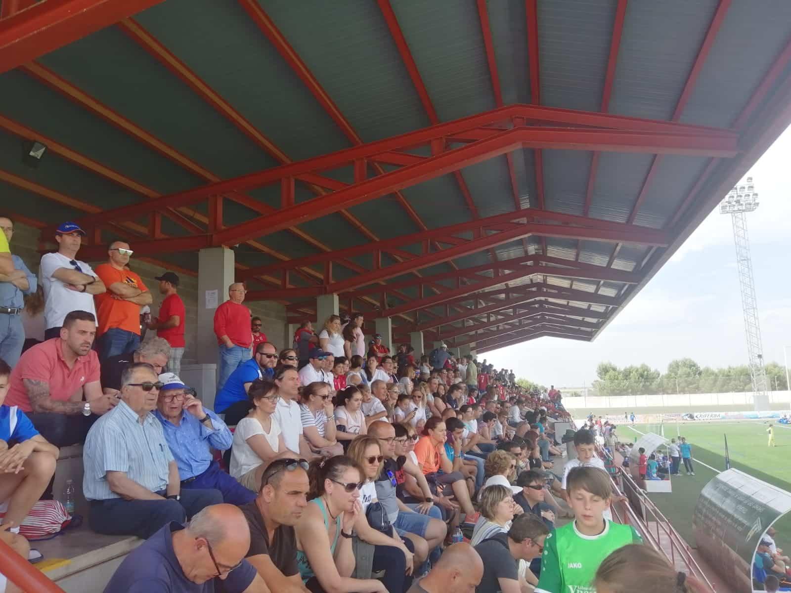 """Más de 300 chavales se dieron cita en el VIII Torneo de Fútbol-8 """"Virgen de la Soledad"""" 25"""