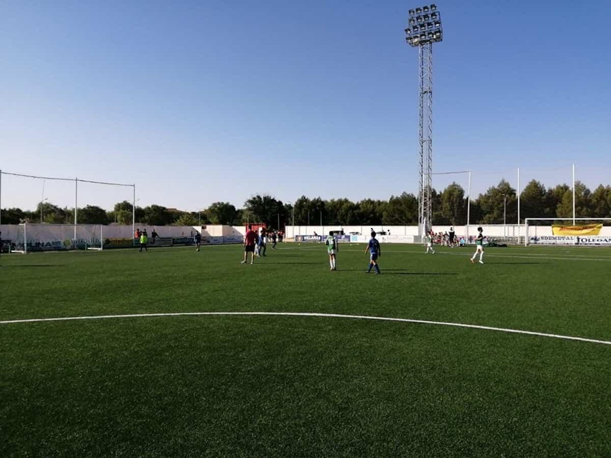 """VIII torneo futbol 8 herencia 1 - Más de 300 chavales se dieron cita en el VIII Torneo de Fútbol-8 """"Virgen de la Soledad"""""""
