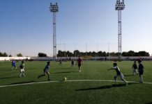 """Más de 300 chavales se dieron cita en el VIII Torneo de Fútbol-8 """"Virgen de la Soledad"""""""