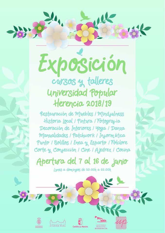 La Universidad Popular presenta un programa de fin de curso repleto de actividades 10