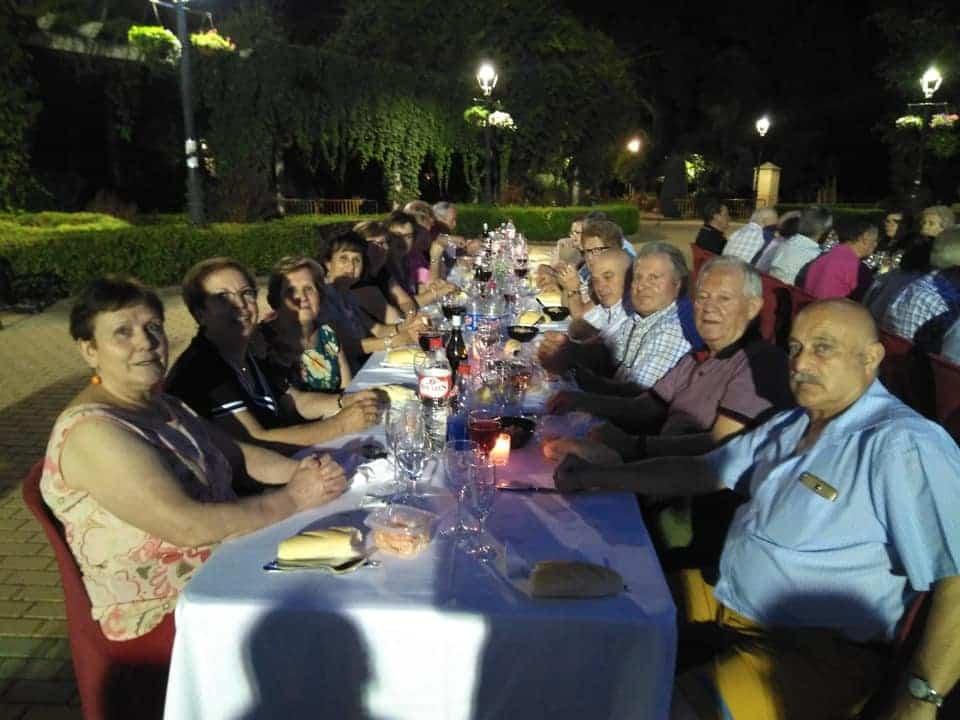 Cena del Gala por el Día de los Abuelos 2019 en Herencia ¡Actualizado con fotos! 19
