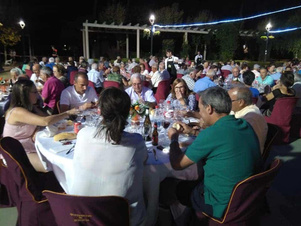 Cena del Gala por el Día de los Abuelos 2019 en Herencia ¡Actualizado con fotos! 20
