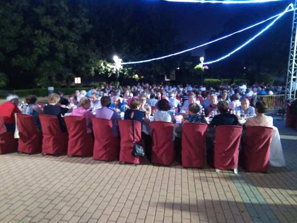 Cena del Gala por el Día de los Abuelos 2019 en Herencia ¡Actualizado con fotos! 22