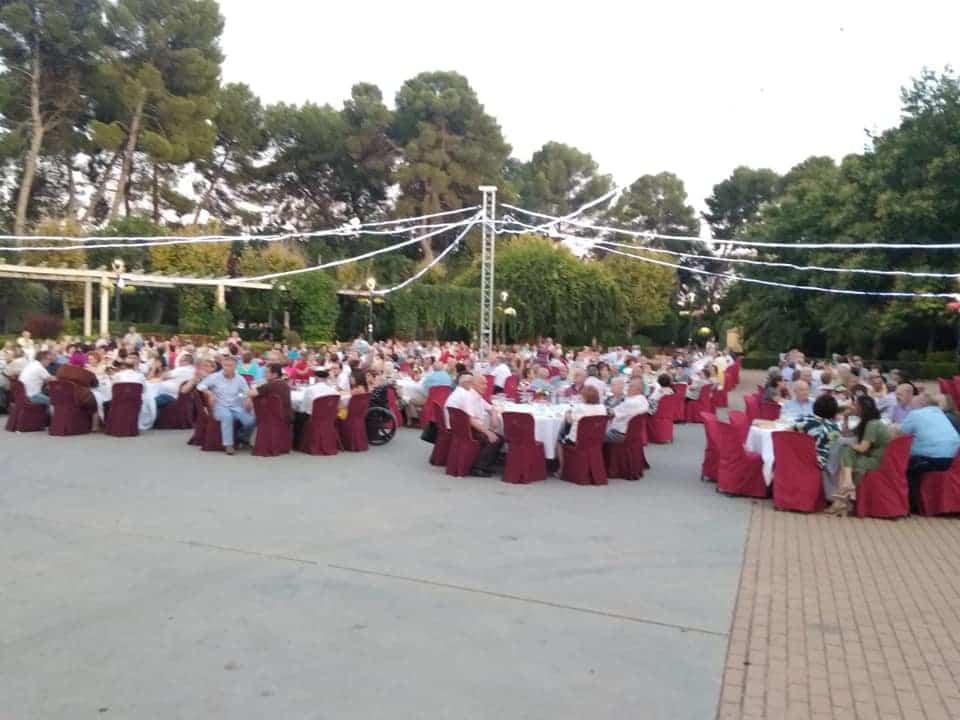 Cena del Gala por el Día de los Abuelos 2019 en Herencia ¡Actualizado con fotos! 23