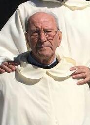 fr. Antonio García Navas García Arias1 - Fallece el mercedario fr. Antonio García-Navas García-Arias