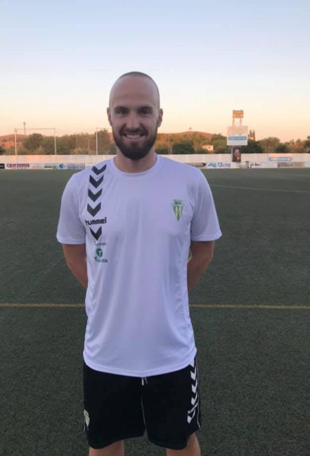Jesús David Romero jugará un año más con el Herencia C.F. 4